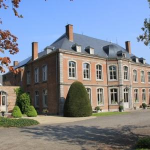 Chateau de Wanfercée Baulet